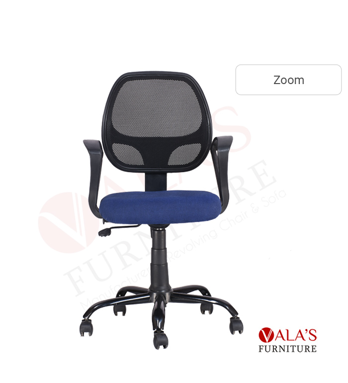 Product Code V 2006 B Zoom Compact Staff Chair Office