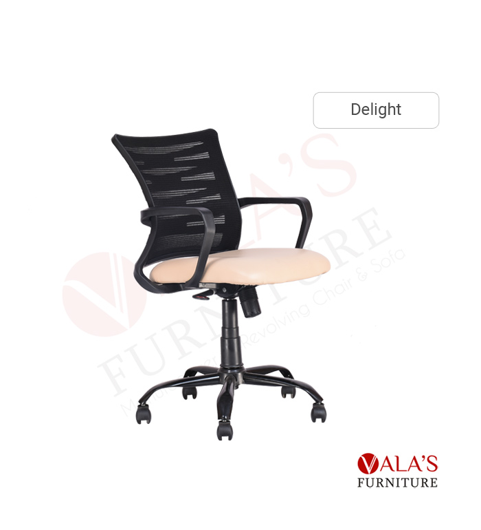 V-2021 Delight Staff office chairs