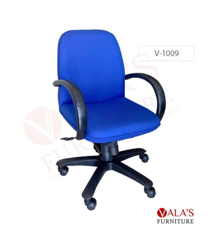V-1009 Low back visitor chair in ahmedabad