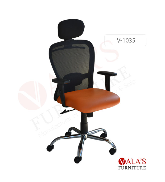 V-1035 High Back Premium chair in ahmedabad