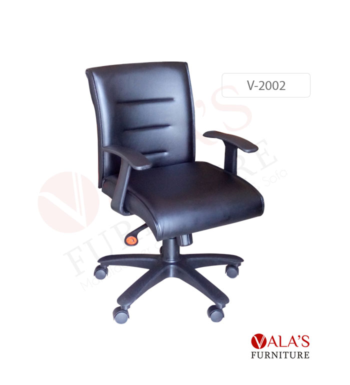 V-2002 Nuno Black Staff office chairs