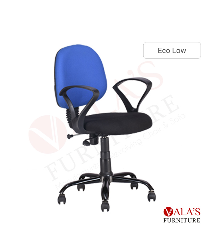 V-2004 Eco Low Staff office chairs
