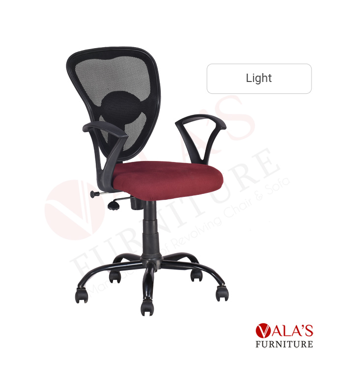 V-2005 Staff office chair in ahmedabad