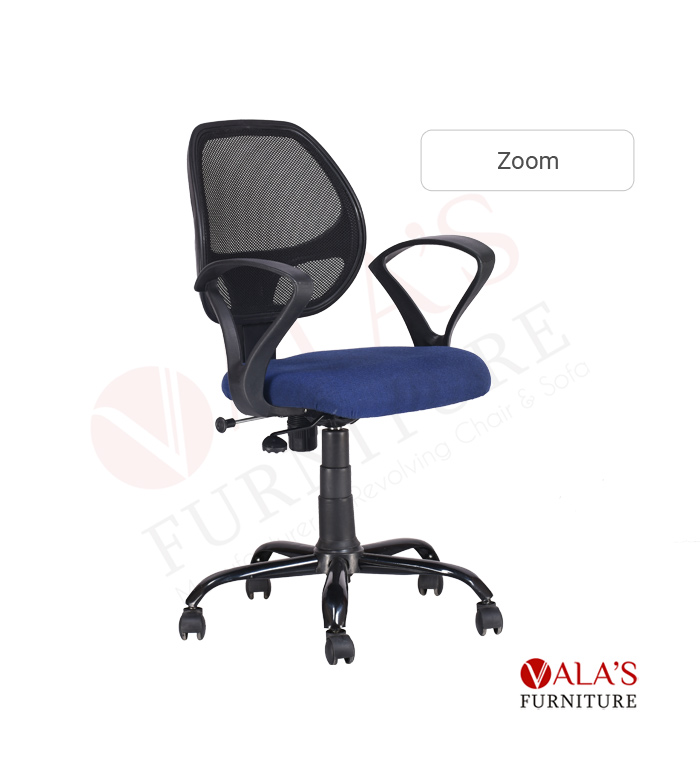 V-2006-B Zoom Staff office chairs