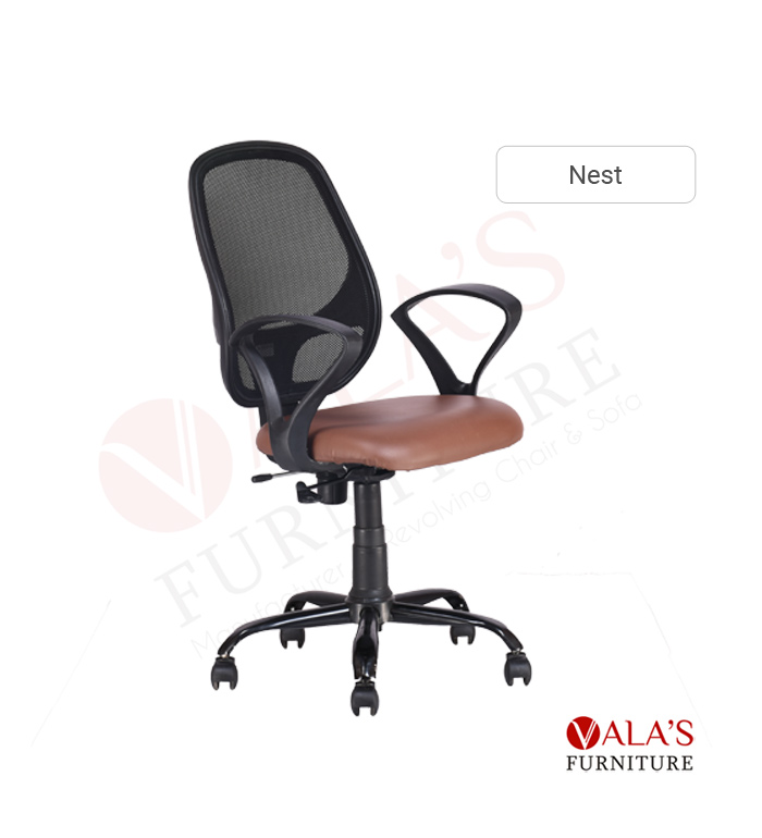 V-2006 Staff office chair in ahmedabad