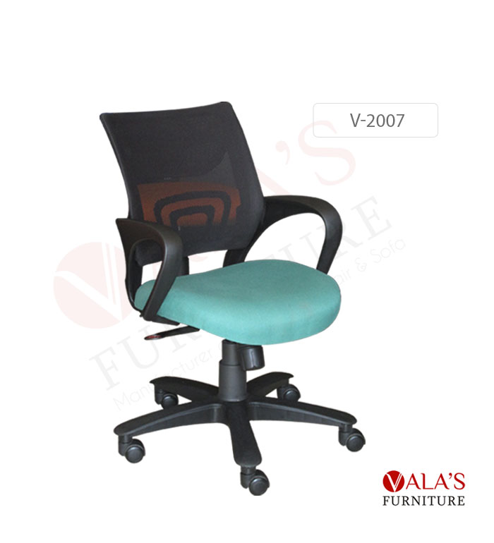 V-2007 Staff office chair in ahmedabad