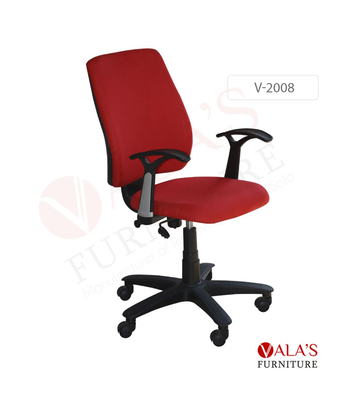 V-2008 Staff office chair in ahmedabad