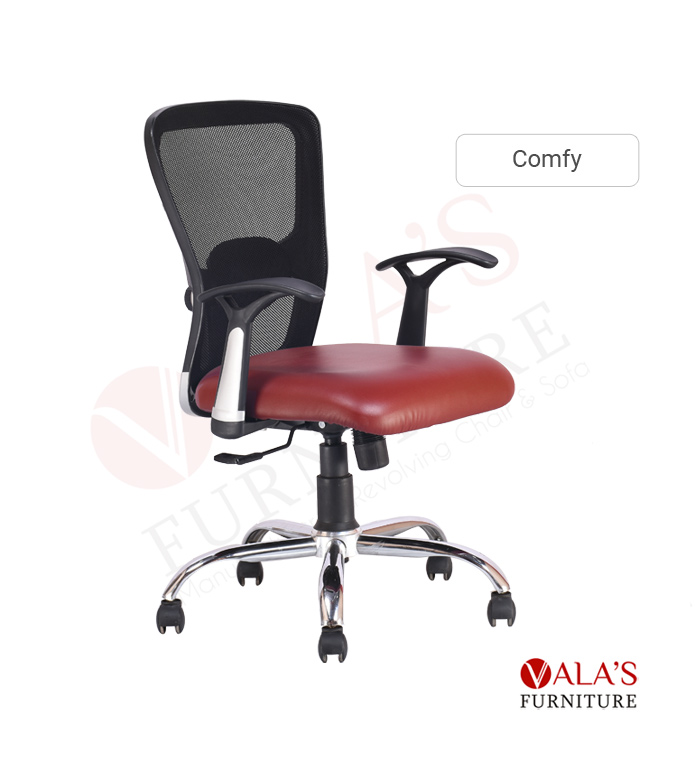 V-2012 Comfy Staff office chairs