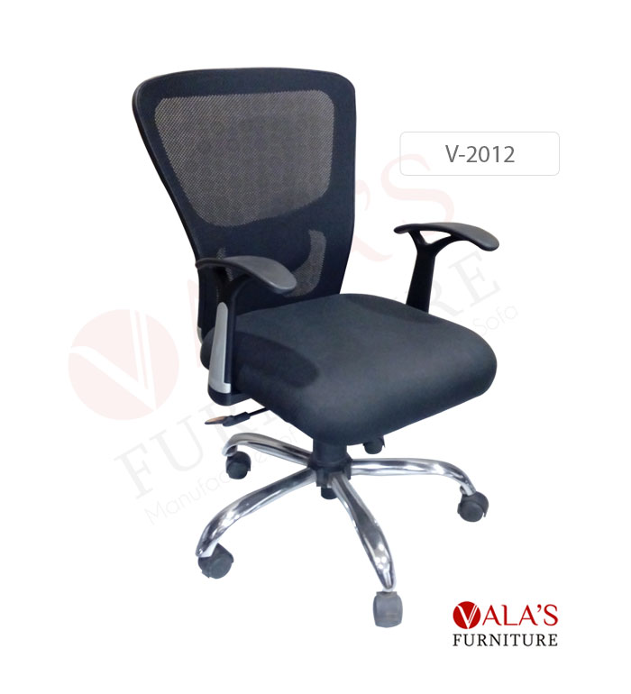 V-2012 Staff office chair in ahmedabad