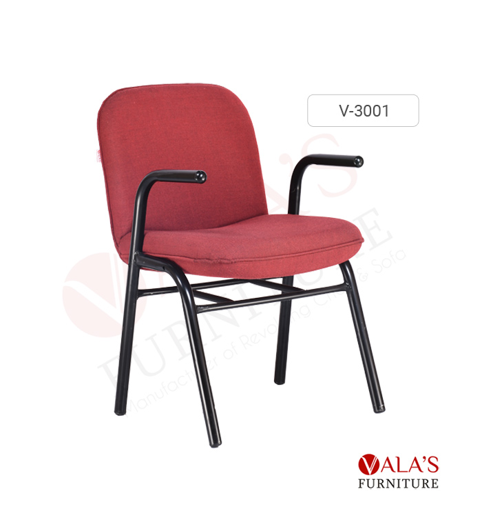 V-3001 Staff Fixed Chair Staff office chairs