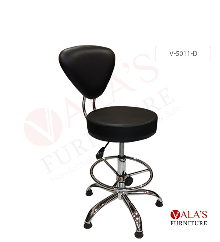 V-5011-D Fixed Chair Bar Stools