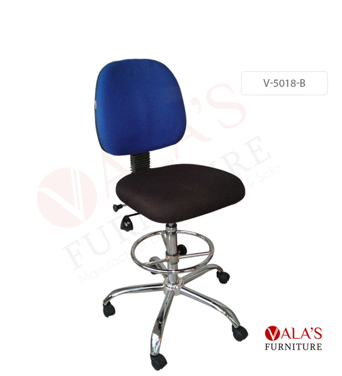 V-5018-B Laboratory chair Bar Stools