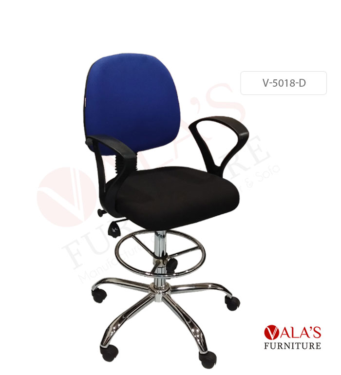 V-5018-D Fully loaded Lab chair Laboratory Chairs