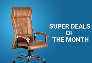 best deal in president / boss office chairs