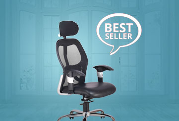 best seller office chairs in ahmedabad