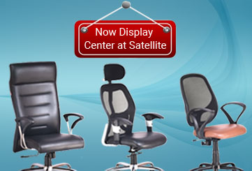 office chair showroom Ahmedabad