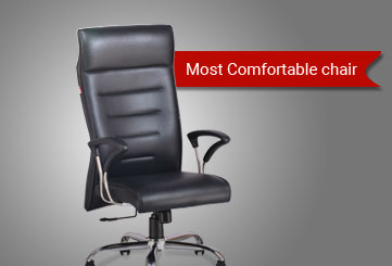 Most comfortable office chair manufacturer